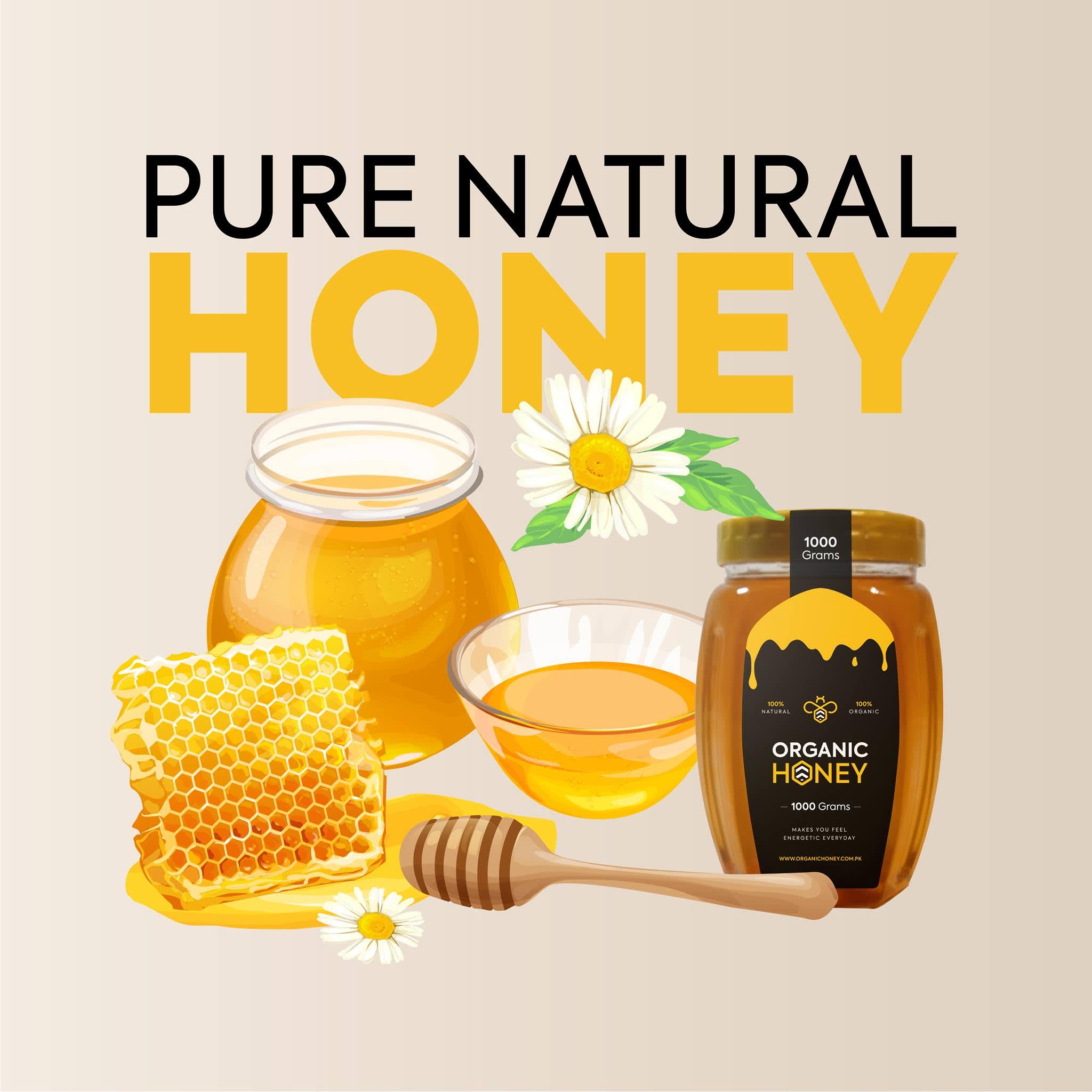 100% pure bairi honey